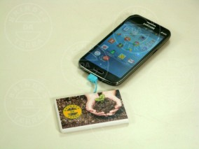 PC 001 - Power Bank Card